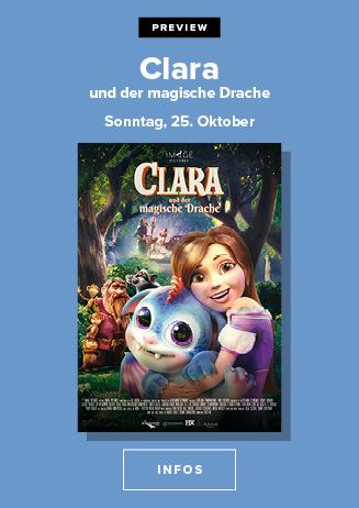Preview: Clara und der magische Drache