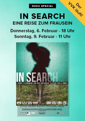 """200209 Special """"In Search - Eine Reise zum Frausein"""""""