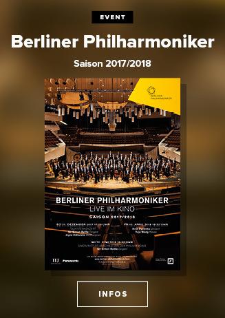 Berliner Philharmoniker 2017/2018: Kirill Petrenko und Yuja Wang