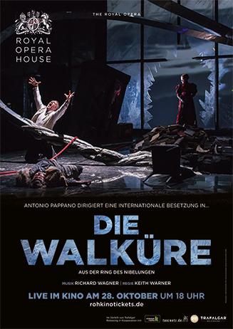 Royal Opera House 2018/19: Die Walküre