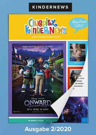 CPD - Kindernews Nr 02/20