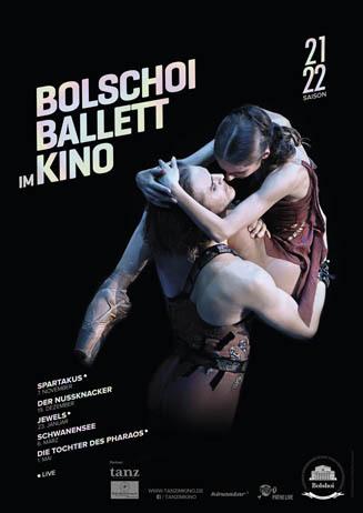 Bolschoi Saison 2021-22