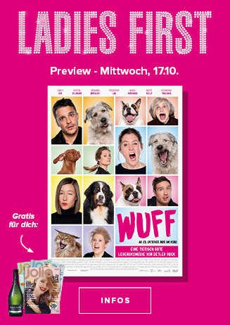 17.10. - Ladies First: Wuff