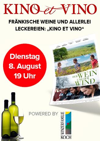 """170808 Kino et Vino """"Der Wein und der Wind"""""""