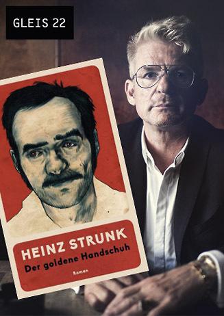 Lesung Heinz Strunk: Der goldene Handschuh