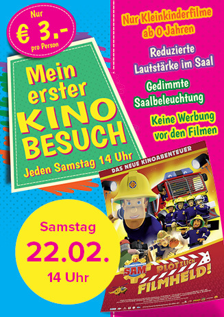 """200222 MeK """"Feuerwehrmann Sam: Plötzlich Filmheld!"""""""
