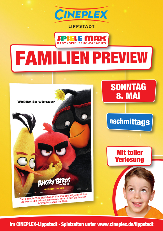 Familienpreview: Angry Birds 3D