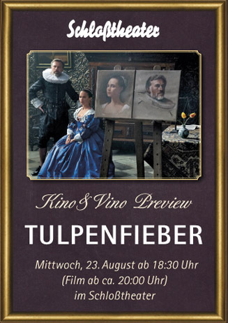 Kino&Vino-Preview: TULPENFIEBER