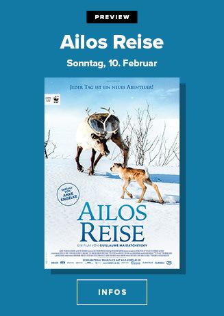 Preview - Ailos Reise