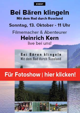 """191031 Nachbericht EdW +Besuch """"Bei Bären klingeln"""""""