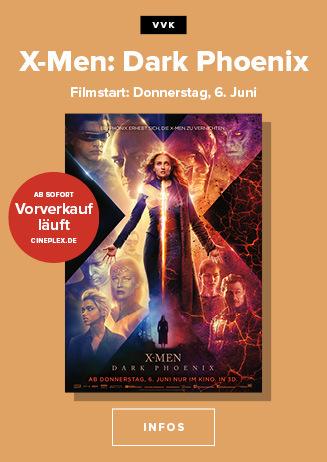 VVK - X-Men: Dark Phoenix