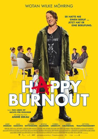 Kino für Kenner: HAPPY BURNOUT