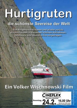 Live-Event: Hurtigruten