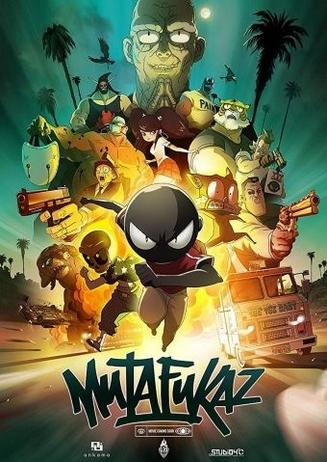 Anime: Mutafukaz