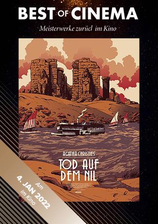 Best of Cinema: Tod auf dem Nil