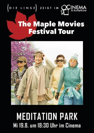 Maple Movies: MEDITATION PARK