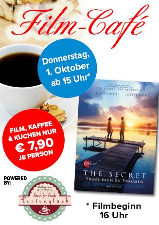 """201001 Film-Café """"The Secret - Das Geheimnis"""""""