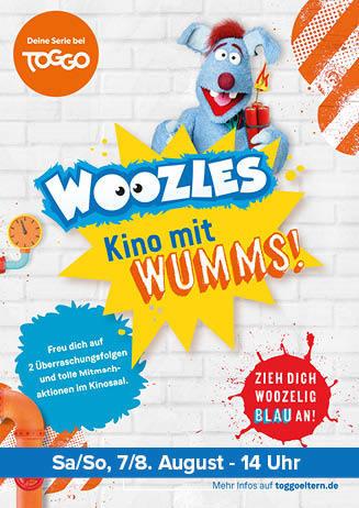 "210807+08 Special ""WOOZLES Kino mit WUMMS!"""