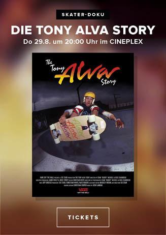 THE TONY ALVA STORY