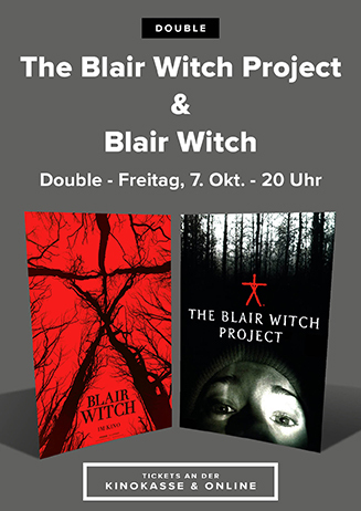"161007 Doppel ""Blair Witch"""
