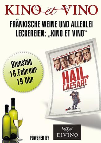 "160216 Kino et Vino ""Hail, Caesar!"""
