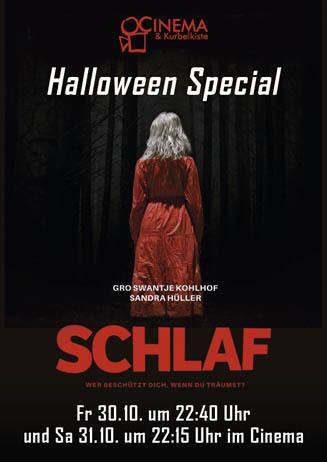 Halloween Special: SCHLAF