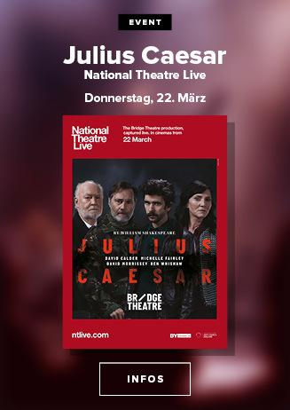 Klassik im Kino: Julius Caesar NTL