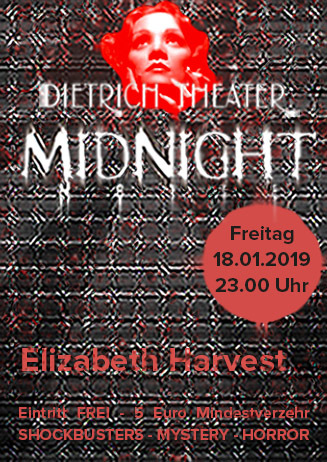 Midnight Movie: Elizabeth Harvest