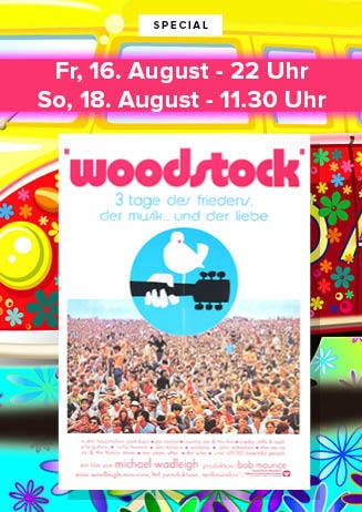 """190816+18 Special """"Woodstock"""""""