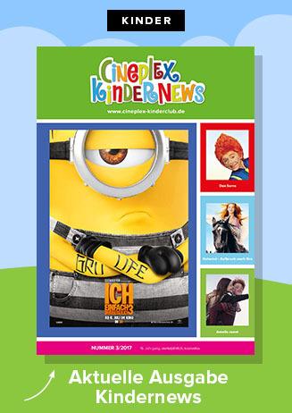 Cineplex Kinder News