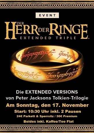 SV: Herr der Ringe Trilogie