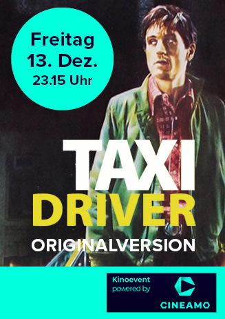 """Cineamo Special """"Taxi Driver (OV)"""""""