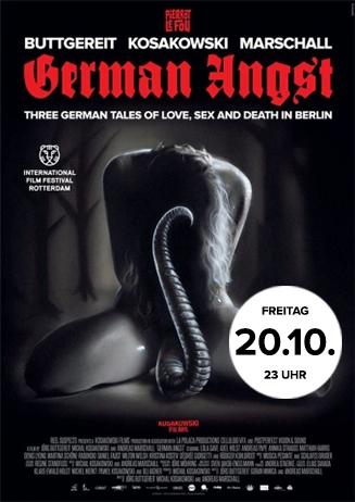Randfilm Nights: German Angst