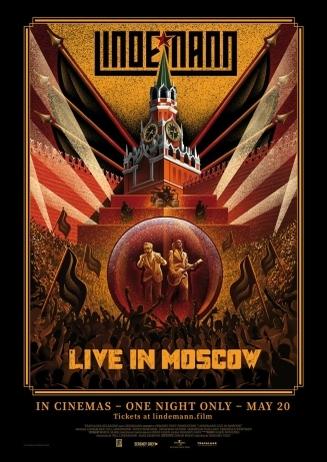 Im Autokino: LINDEMANN - Live in Moscow