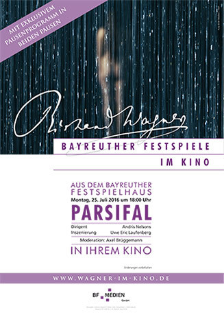 Wagner Festspiele Bayreuth - Parsifal
