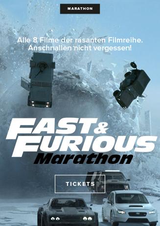 """Fast & Furious""-Marathon"
