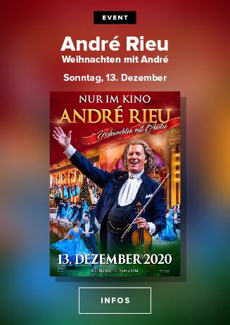André Rieu : Weihnachten mit André Rieu 2020