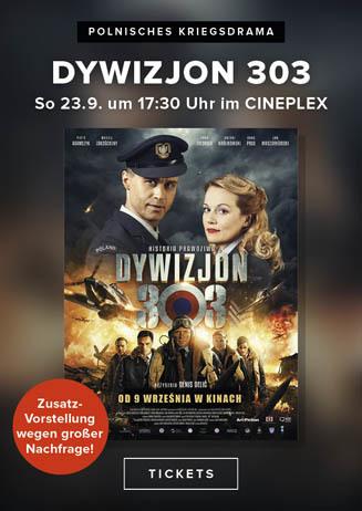 Polnischer Film: DYWISJON 303