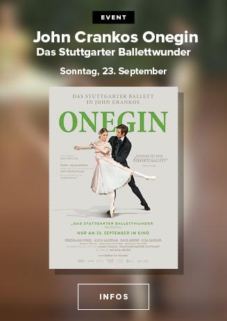 AC: Stuttgarter Ballettwunder - Onegin