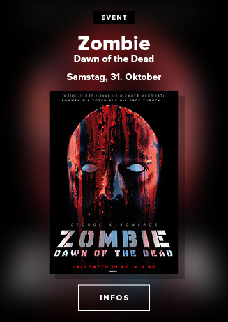 """Halloween-Preview: """"Zombie - Dawn of the Dead"""""""