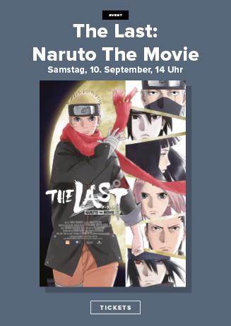 10.09. - The Last: Naruto - The Movie