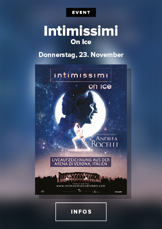Intimissimi On Ice starring Andrea Bocelli