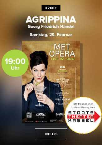 "Met Opera 2019/20: ""AGRIPPINA"""