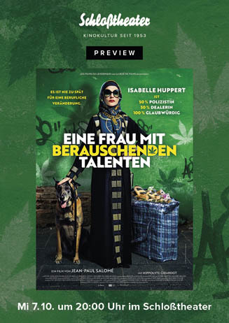 Preview: EINE FRAU MIT BERAUSCHENDEN TALENTEN
