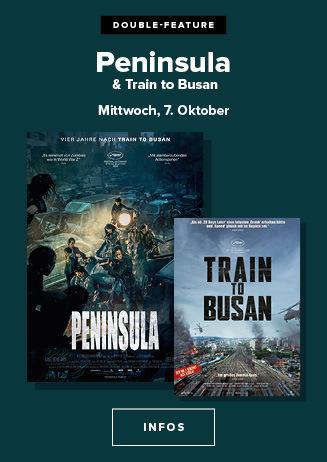 """201007 Doppel """"Train To Busan/Peninsula"""""""