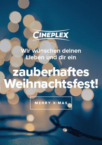 Weihnachtsgrüße 2018 Cineplex