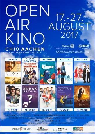 OPEN AIR KINO 2017