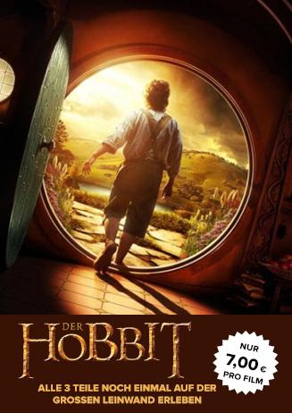 Der Hobbit EXTENDED-Trilogie