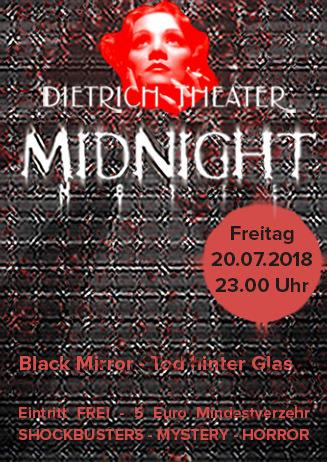 Midnight Movie: Black Mirror - Tod hinter Glas
