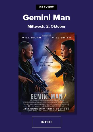 """Preview """" Gemini Man """""""